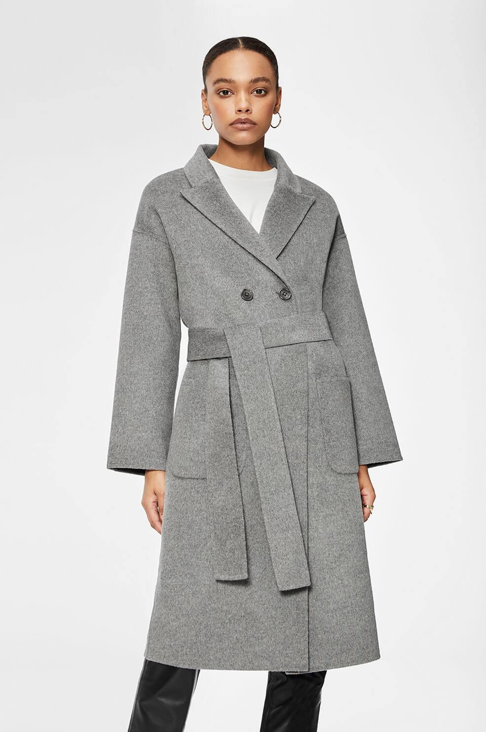 Dylan Coat - Grey