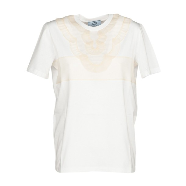 t-shirt shirt t-shirt embroidered white top