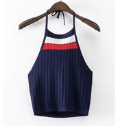 shirt,need ,blue,white,red,ribbed top