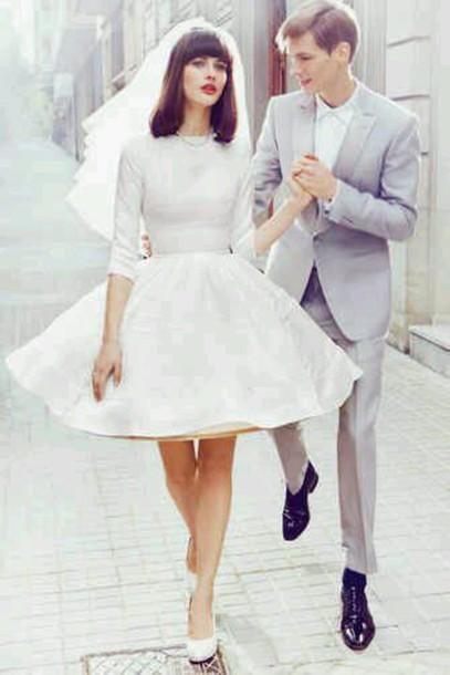 Courthouse Wedding Dress.Get The Dress Wheretoget