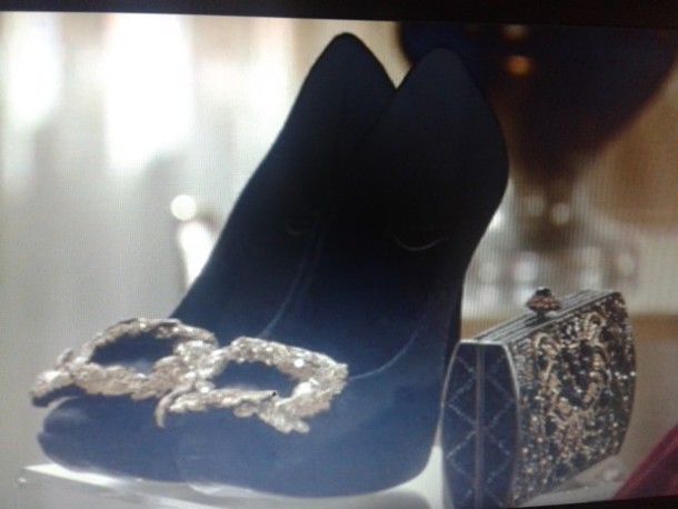 shoes blair waldorf