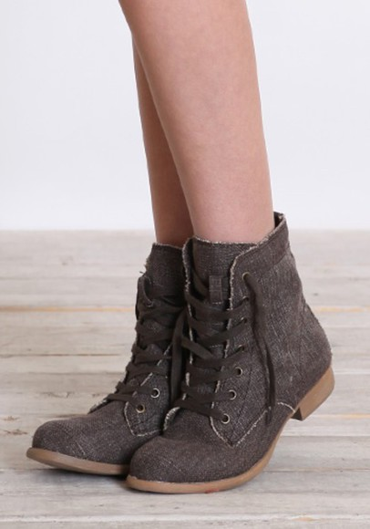 shoes boots fur grunge shoes grunge ankle boots heel boots preppy teen wolf