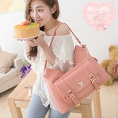 bag,cats,ears,pink,shoulder bag,handbag