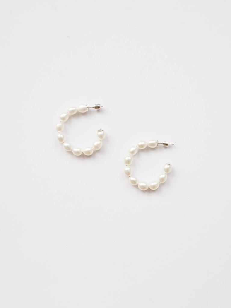 Juliet Hoop Earrings