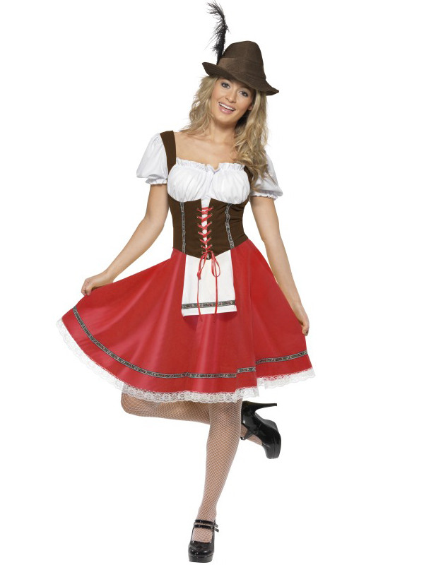 dress halloween costume dirndl