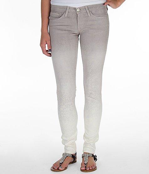 Flying Monkey Paisley Skinny Stretch Jean - Women's Jeans   Buckle