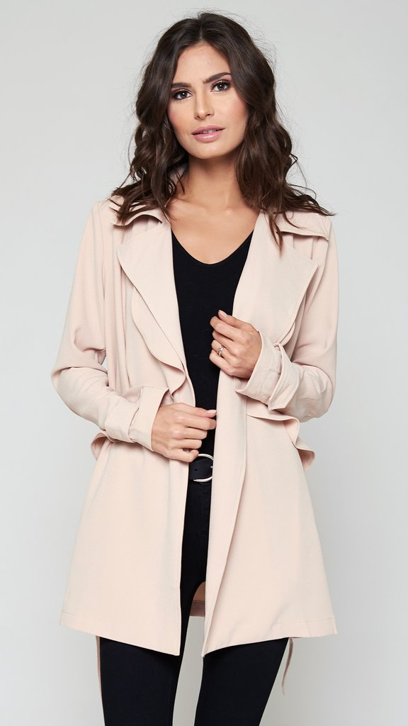 London Soft Trench Coat