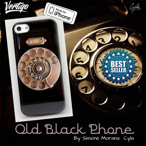 bag iphone case girly fashion vertigo old school vintage