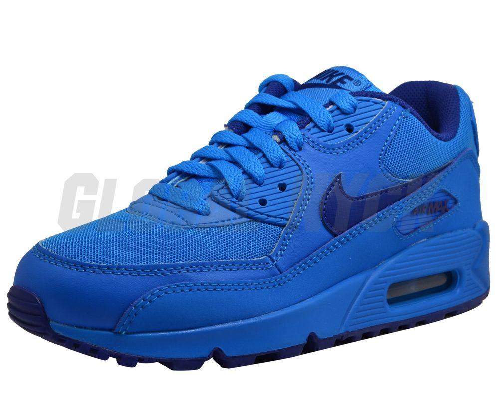 Nike Air Max 90 Essential | Blue | Sneakers | 537384 408