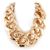 big gold chain necklace | statement jewelry | 7twentyfour.com