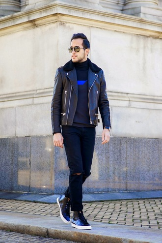 the metro man blogger menswear mens jacket mens sneakers