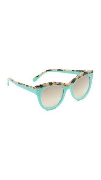 light sunglasses white blue grey light blue