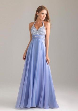 dress prom periwinkle legit