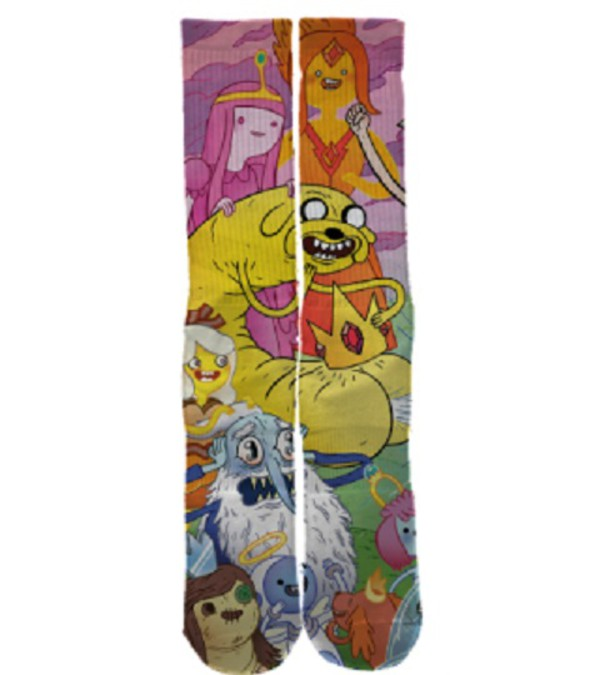 socks adventure time