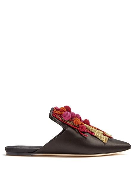 SANAYI 313 shoes satin black