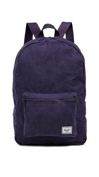 Herschel Supply Co. Herschel Supply Co. Packable Daypack Backpack in purple