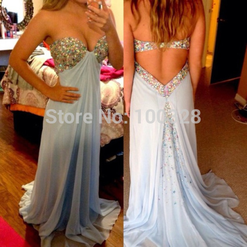 Aliexpress.com : buy 2014 new design custom made mermaid floor length court train sleeveless sexy sweetheart with crystal backless prom dresses from reliable designer socks for men suppliers on rose wedding dress co., ltd