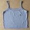 Fashion embroidered sling vest shirt b622908