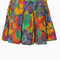 (sample)colorful rosery vine pleaded iammi skirt s/m - iammi - shop exclusive vintage