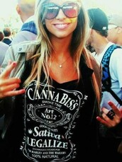t-shirt,weed,weed shirt,cannabis shirt,marijuana,marijuana symbol,jack daniels shirt,whiskey,edm,festival,festival clothes,festival top,420fashion,marijuana shirt,black shirt,girl,girly,cute,cute shirt,hipster,hipster shirt