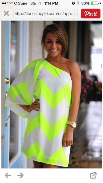 dress chevron dresses