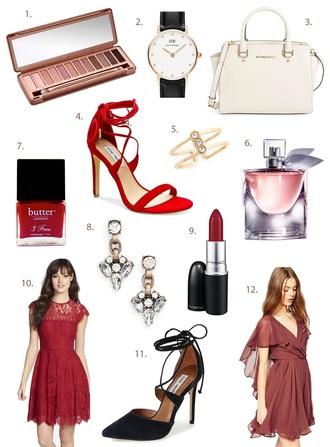 hapa time blogger jewels bag shoes make-up dress