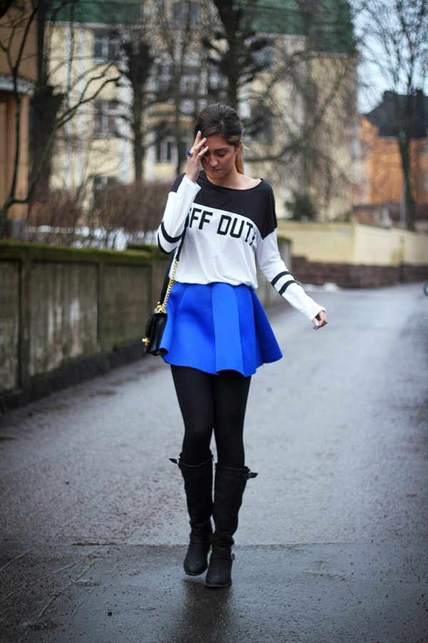 maria lilius skirt shirt bag shoes jewels