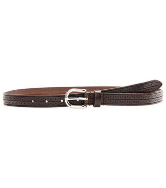 Isabel Marant belt leather brown