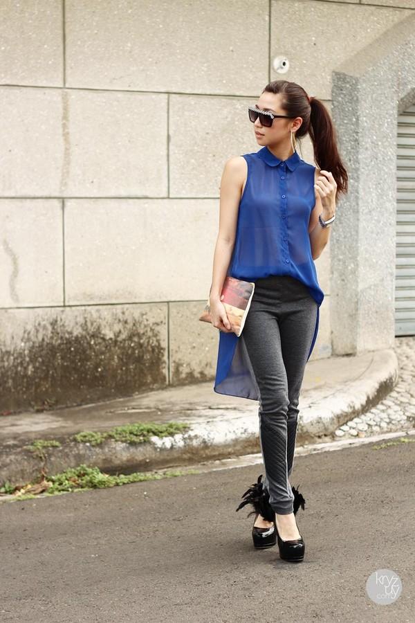 kryzuy t-shirt sunglasses underwear pants shoes bag