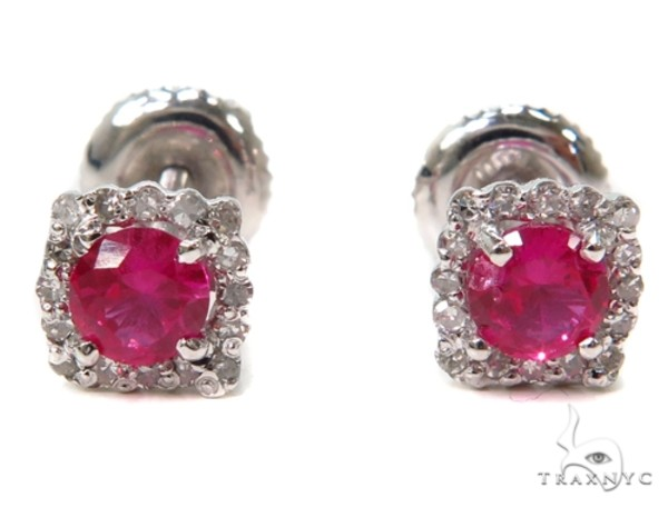 jewels diamonds earrings pink diamonds