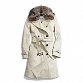 Coach :: WINTER CLASSIC LONG TRENCH