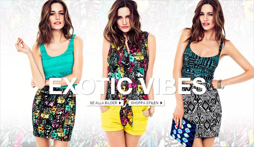 Kläder Klänningar Toppar - Ginatricot.com – Shoppa kläder och mode online