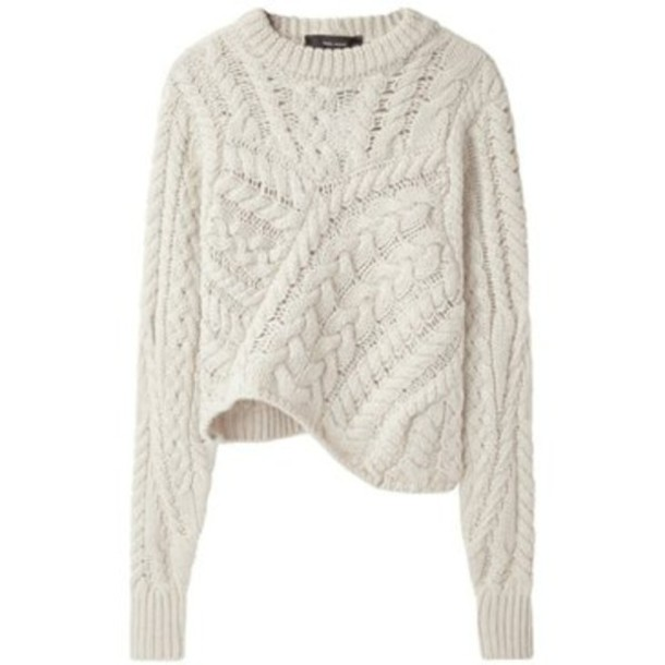 sweater white whool short long bold cozy