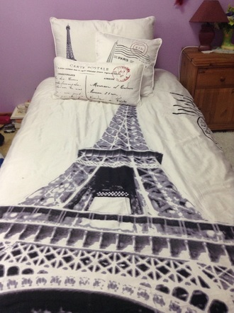 home accessory bed covers paris dorm room bedding