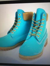 shoes,timberlands,blue,boots,winter outfits