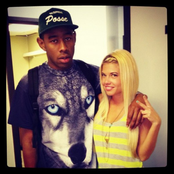 t-shirt tyler the creator golf wang odd future wolf