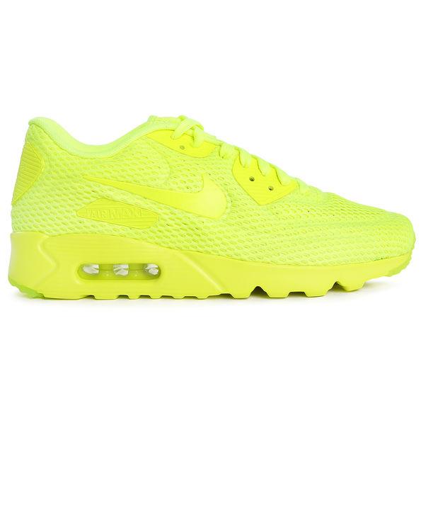 promo code 854d9 92f17 Yellow Air Max 90 Ultra BR Mono Sneakers NIKE men Sneakers Yellow men