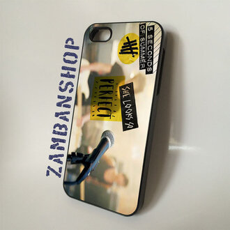 5 seconds of summer phone cover belt