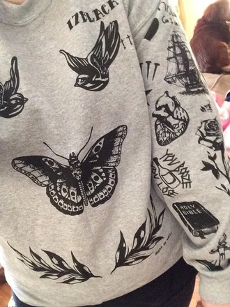 jacket grey sweater one direction sweater