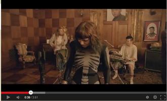 blouse skeleton bodysuit celebrity band