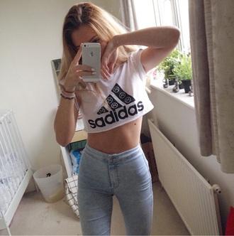 blouse adidas