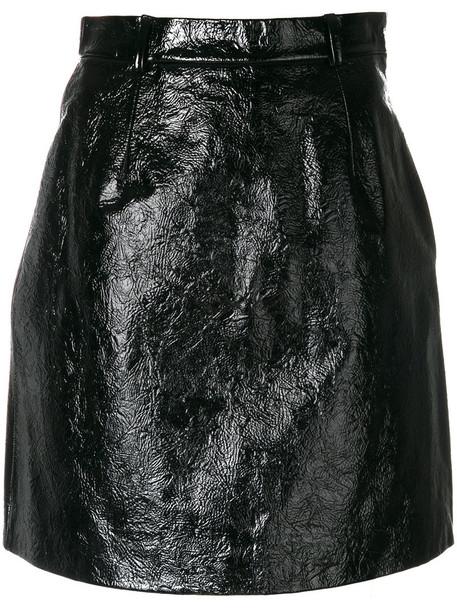 Carven skirt mini women black