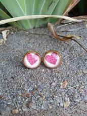 jewels,the glitzy hen,gold,gold earrings,stud earrings,heart earrings