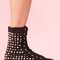 Lockness spike sneaker  in  what's new at nasty gal