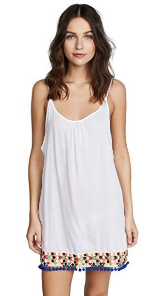 Bindya dress short dress short white