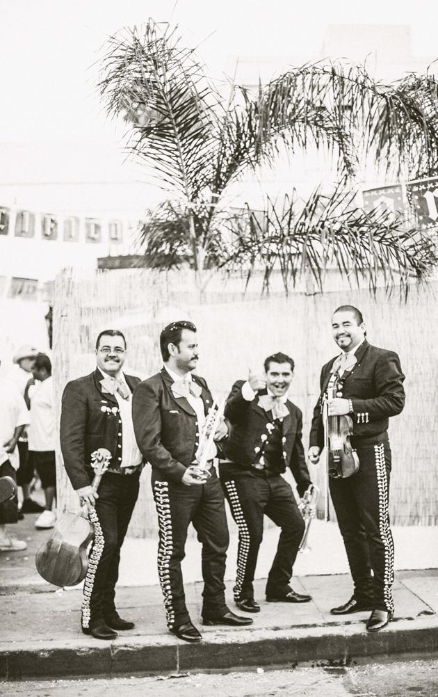 Fiesta in Santa Barbara 2014