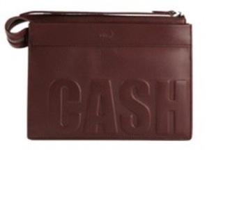 bag brown clutch