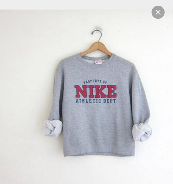 Nike Sweatshirt Vintage - Shop for Nike Sweatshirt Vintage on ...