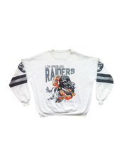 1988,jack davis,raiders,oakland,oakland raiders,vintage,crewneck,vintage pullover,etsy,crewneck hoodie,streetwear,streetstyle,hype,hypebeast,dope,dope shit,dope shirt,dope oversized sweater,swag,swag top,nfl