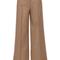 Silk blend wide leg pant by versace | moda operandi